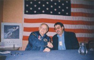 "Alan Bean "" Astronaut "" with Ken Mills"
