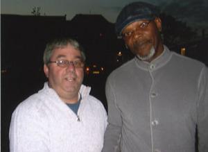 Samuel.L.Jackson with Ken Mills