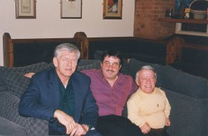 Star Wars - Dave Prowse & Kenny Baker with Ken Mills