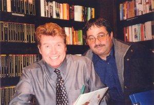 Michael Crawford with Ken Mills