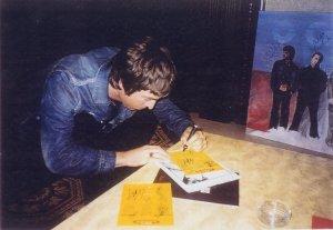 Noel Gallagher (Oasis)