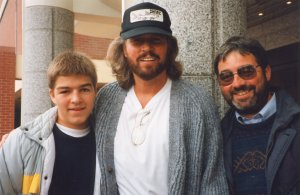 Barry Gibb - The Bee Gees with Ken and Kevin Mills