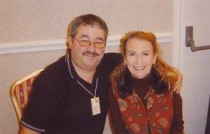 Juliet Mills with Ken Mills
