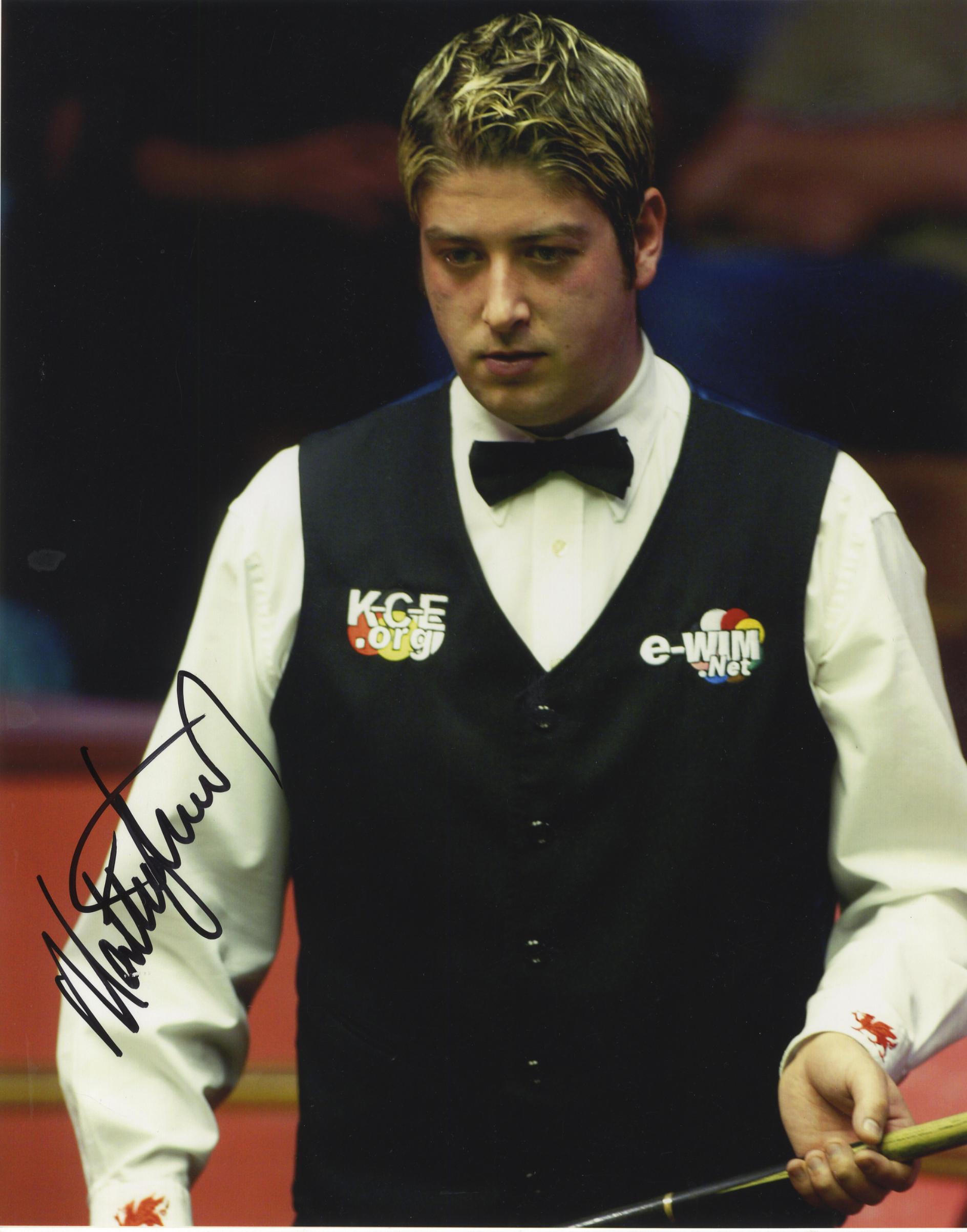 Matthew Stevens Snooker