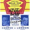 Henry Cooper and Brian London -  Boxing Signed Promotional Flyer Autographs