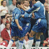 Gianfranco Zola - Gustavo Poyet and Dan Petrescu