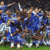 Chelsea F.C. 2011/2012 Champions League Winners signed by 21 including :- Petr Cech - Didier Drogba - David Luiz - Fernando Torres - Daniel Sturridge - Juan Mata - John Terry and Frank Lampard -  Chelsea F.C. '   Football Signed Photograph Autographs