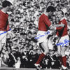 Nobby Stiles - Bill Foulkes and Pat Crerand