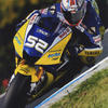 James Toseland ' 2007 World Superbike Champion ' Motorcycles Signed Photograph Autograph