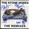 The Stone Roses 'The Remixes C.D. Album' Music Signed C.D. Cover Autographs