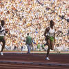 Kip Keino ' Olympic Gold Distance Runner '    Track and Field Signed Photograph Autograph